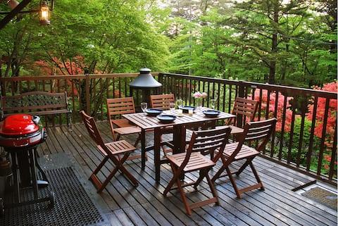 Prime Cottages PEAMAJA duplex maja 3 magamistuba