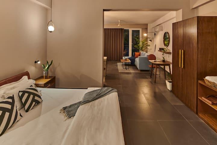 Exquisite Studio Apartment. Poshtel