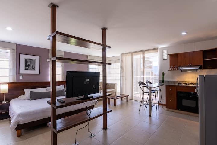 1 solo ambiente| Serv Hotelero | Inter Lomas Mde