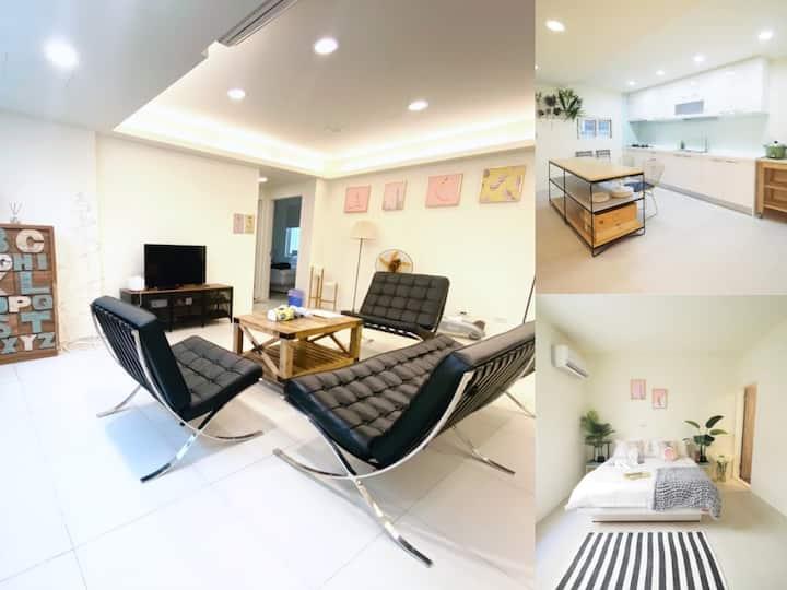 尚有空房*CBD/2分钟忠孝敦化站/Beautiful art deco house