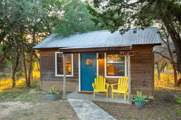 Lazy Daze Cabin near Pedernales Falls
