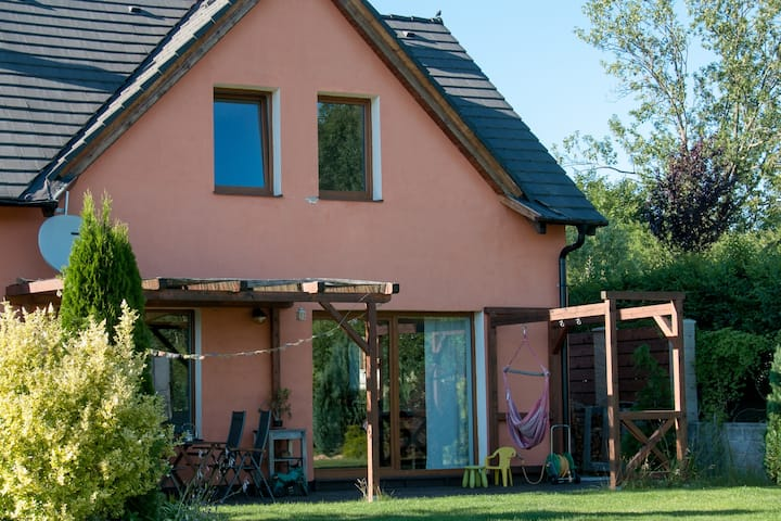 Sunny country house only few minutes from Liberec