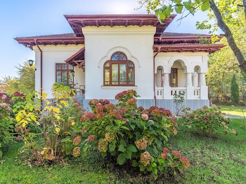Villa Art Deco - West Wing downtown Campina