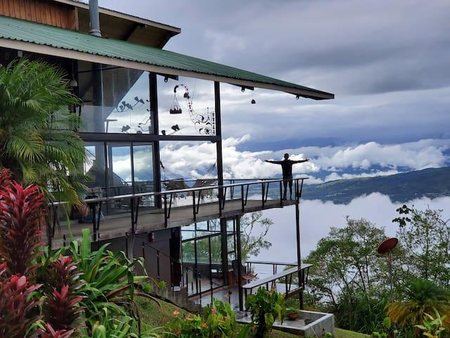 Volare:  Costa Rica REAL Adventure! Sleeps up to 7