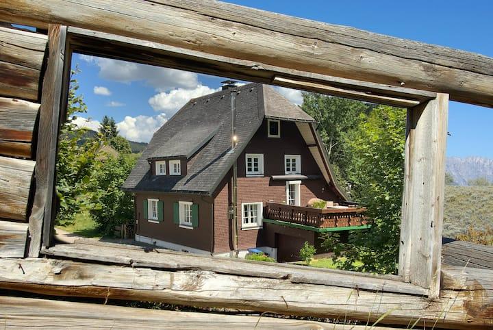 """Schwarzwaldhaus """"Auszeit"""", direkt am Bach"""