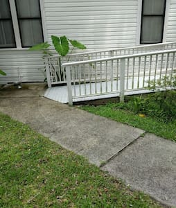 Step free and wheelchair accessible