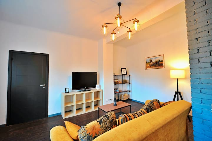 Candera loft for 4 guests with free parking