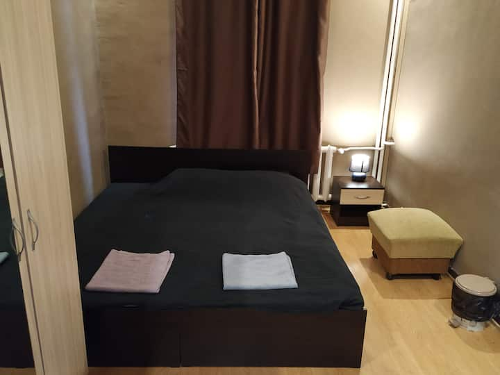 Deluxe private room in the centerβ