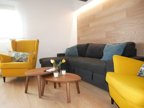 Renovated apartment - 5 minutes from Plaza Mayor