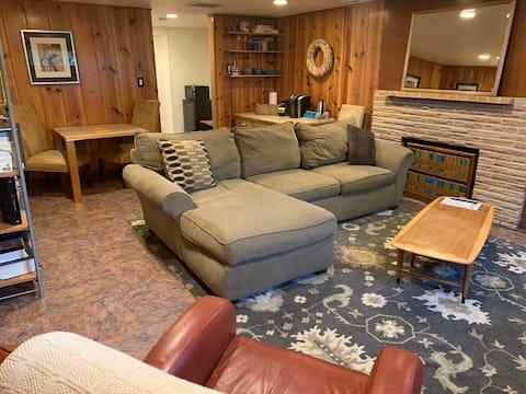 Genesse Hills Daylight Basement Suite