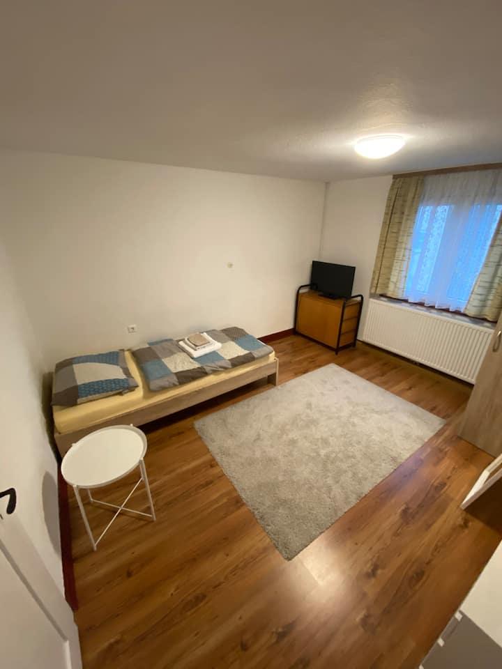 Einfaches Privatzimmer Nr.2