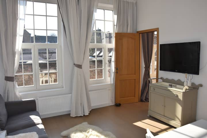 Charming spacious studio in the heart of Bruges