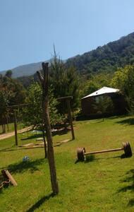 Cabaña Mándala, Casa Ecológica