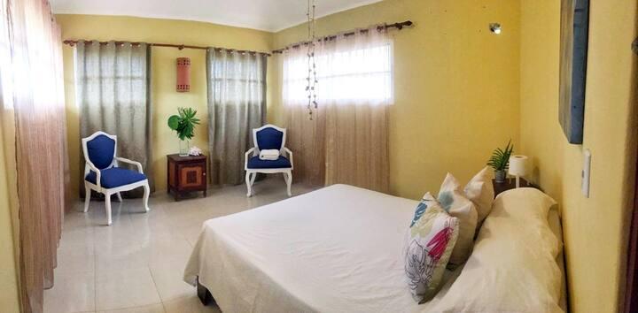 Villa Malega en Bayahibe, 3 habs., con Piscina