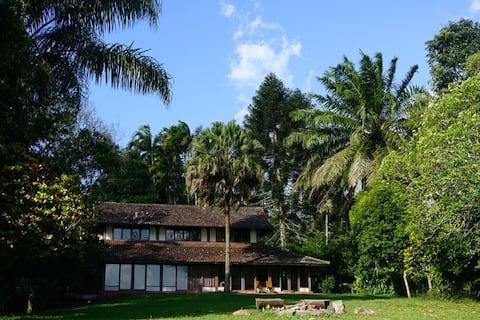 Casa rural en la naturaleza / montaña