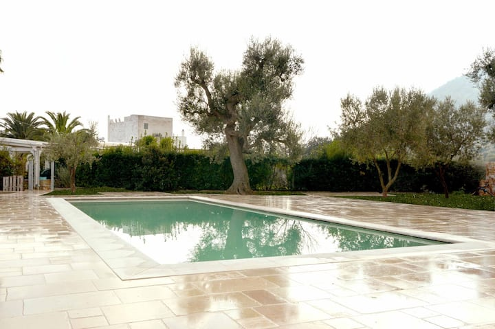 Masseria Fragnale, Suite Carrubo