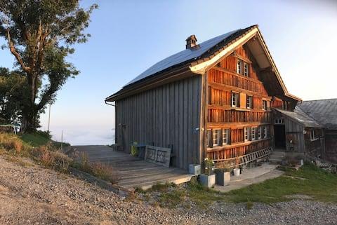 Luxury Swiss Farmhouse (umgebaut)