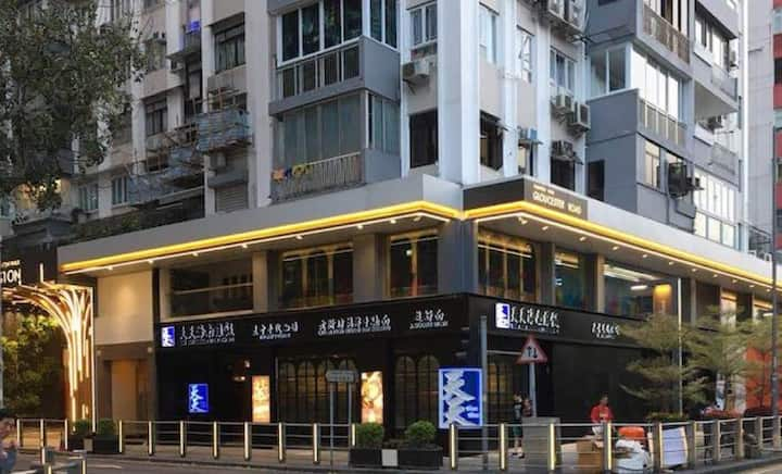 Luxury Living in Causeway Bay, Hong Kong