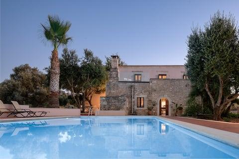 Quintessential Kretansk Villa