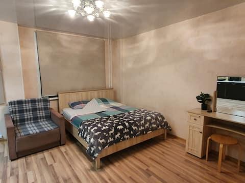 Уютная квартира на пр.Шахтеров
