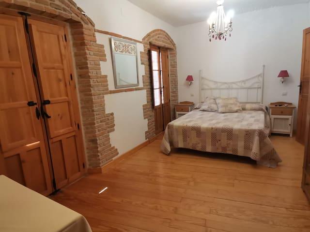 Habitación doble con opcional supletoria