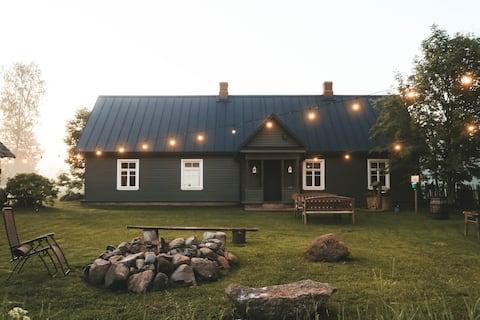 "Rezidence ""Vecozoli""- Peaceful farm house"