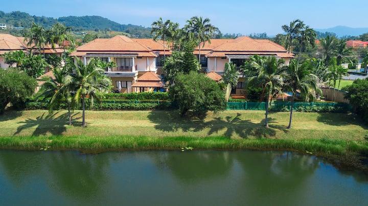 Laguna Phuket Villa Angie (3bedrooms and cabinet)