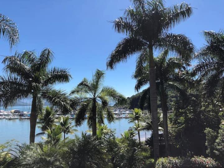 Paraty, Vista Privilegiada,  Praia,  Marina