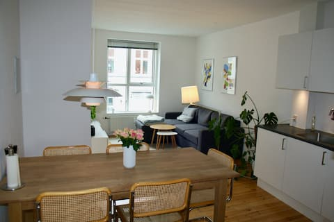 Cosy apartment in the heart of Aarhus