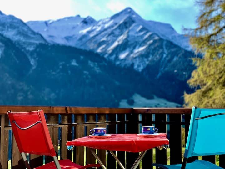 Urlaub in einem der schönsten Alpentäler!