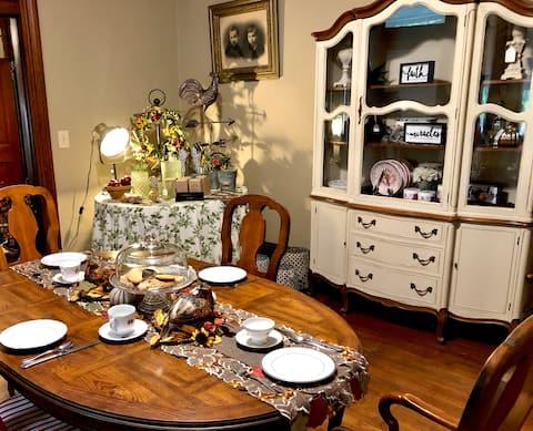 Victorian Home Showroom
