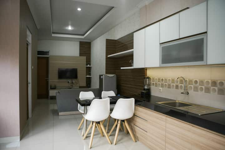 Lovely New Ouma Guest House in central of Bandung