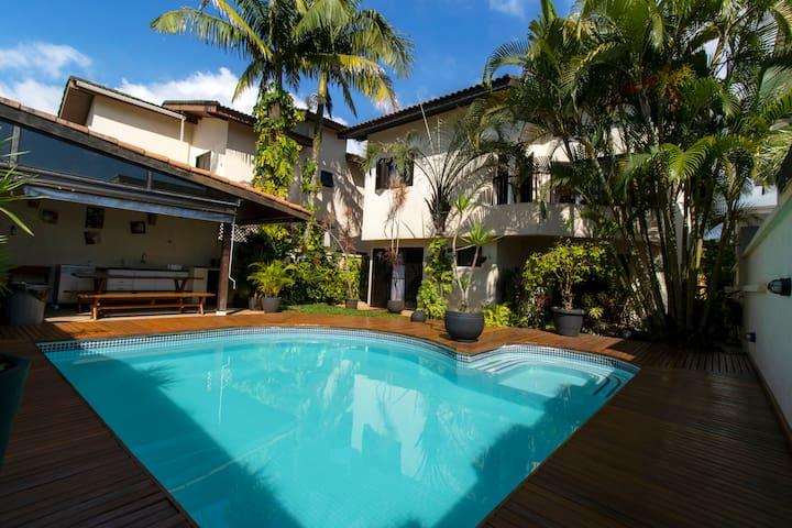 Cozy House near Pernambuco's Beach