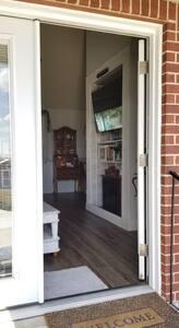 Wide door