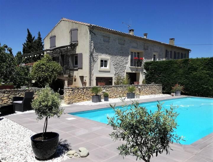 Maison de charme au centre du Pays Cathare