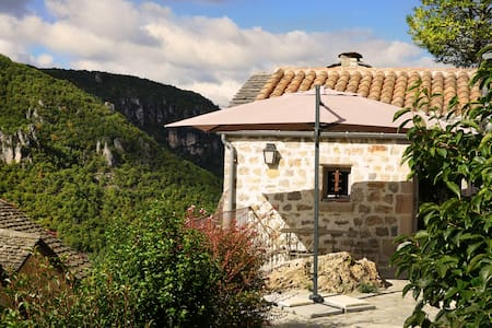 Gite Exception Aveyron / le Colombier Saint Véran