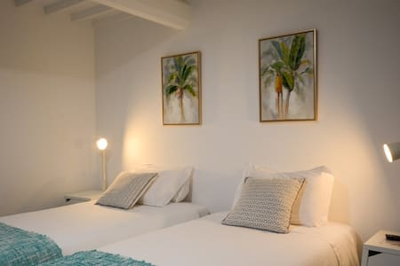 Cosy Twin bedroom- Loja do Cofre