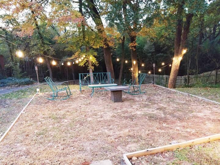 Huge Discount with a big backyard