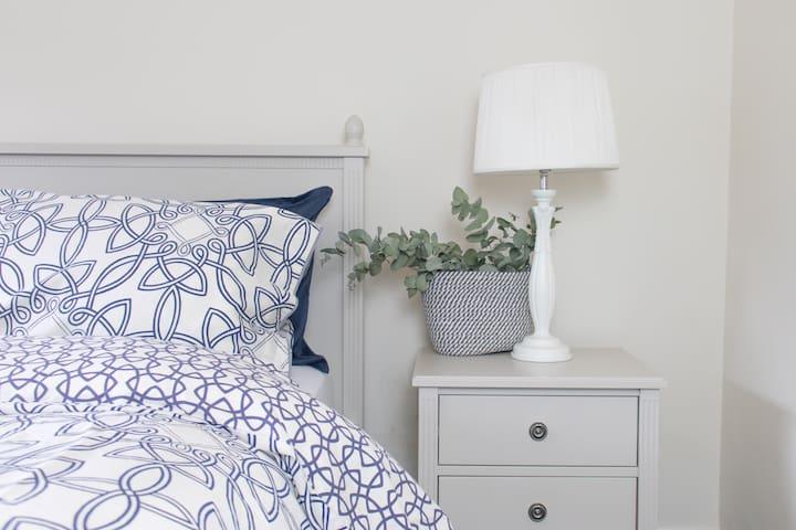 """Bedroom 2 - """"Loch Lomond Room"""""""
