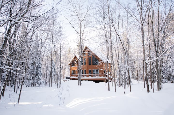 Cottage in the heart of the Eastern Townships