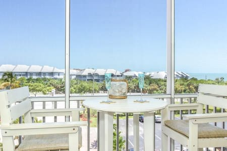 Bonita Beach & Tennis 3508 - Updated Gulf Views!