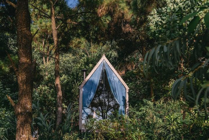 Nha Ben Rung (U Lesa) - Wooden House