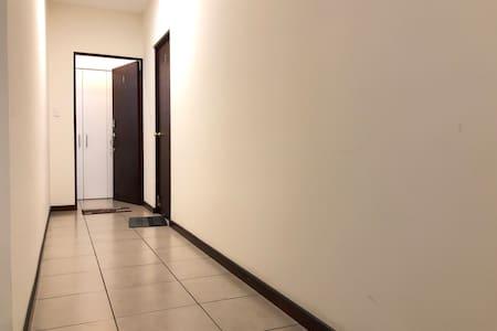 Acceso sin escalones ni pendientes al apartamento