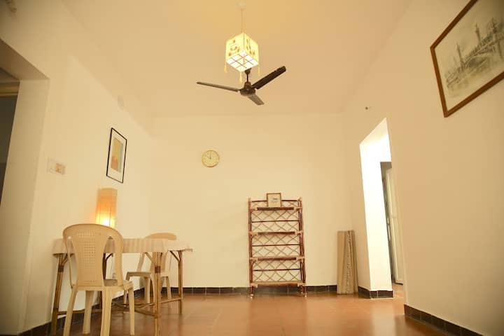 Well located Puducherry home
