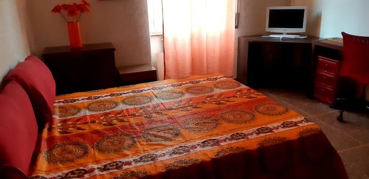 stanza privata per 1 ospite