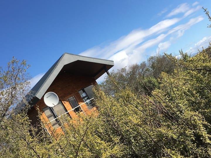 Klein Karoo Game Lodge Chalet 3