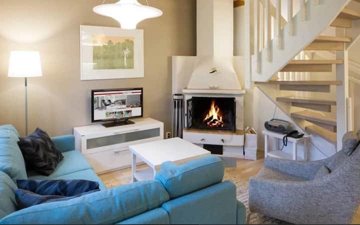 Cozy cottage-apartament in heart of Katinkulta