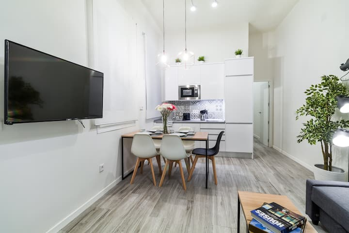 Amazing apartament at the city center for 6 pax
