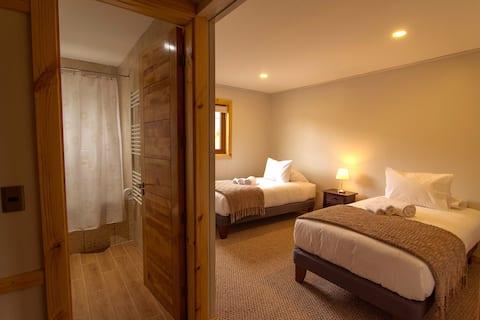 Hotel FíoFío: Habitación individual (Single).