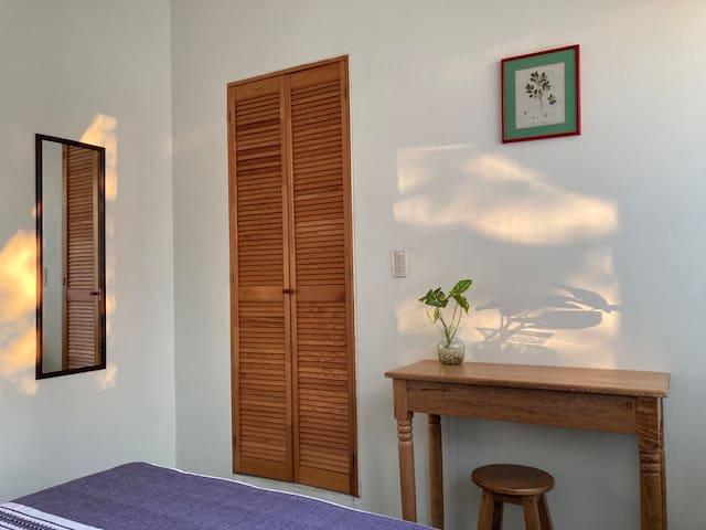 Tu habitación con  iluminación natural